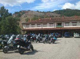 Hostal restaurante Ventasierra, Valdoré (Fuentes de Peñacorada yakınında)