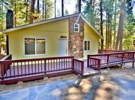 Fun Cabin Rentals, Twain Harte