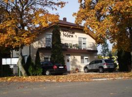 Apartman Nóra, Бюк (рядом с городом Bő)
