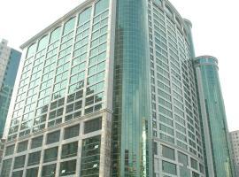 New Times Hotel Shenzhen Railway Station