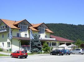 Gasthof Hotel zur Post, Erlau (Wetzendorf yakınında)