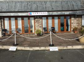 Sawyers Bed and Breakfast, Уэст-Лу