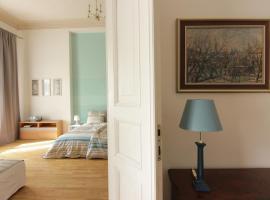 Apartmán Jungmannova