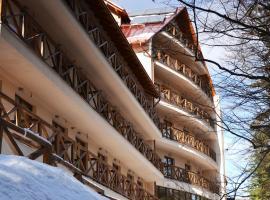 Hotel EUROPA - Górnicza Strzecha, Шклярска-Поремба