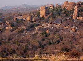 Big Cave Camp, Matopos