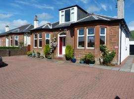 Tighnaligh Holiday Villa Rental Largs