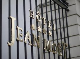 ホテル ジャン モエ, エペルネー