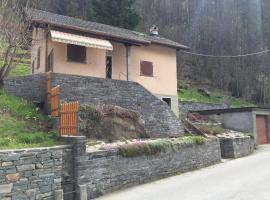 Casa Carla, Fusio (Peccia yakınında)