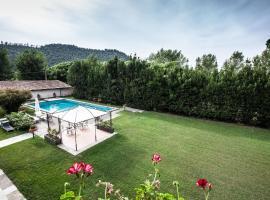 Villa Meonia, Bomarzo (Sipicciano yakınında)
