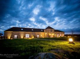 Chambres d'hôtes Nomade-Lodge