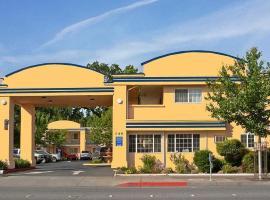 Americas Best Value Inn - Chico