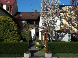 Apartment Pension Stark