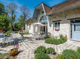 Le Relais de la Licorne, Nointel (рядом с городом Beaumont-sur-Oise)