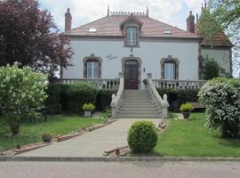 Maison les Deux, Cercy-la-Tour (рядом с городом Isenay)