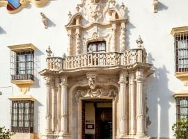 Palacio Marques de la Gomera, Osuna (La Puebla de Cazalla yakınında)
