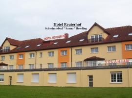 Hotel Reuterhof, Reuterstadt Stavenhagen (Zolkendorf yakınında)