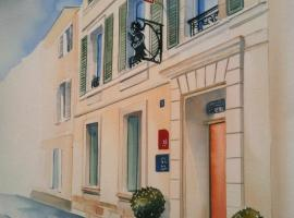 Hôtel Le Colbert