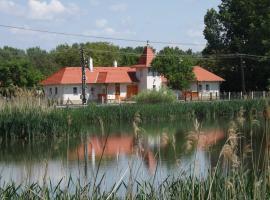 Nagybajcsi Körtefa Vendeghaz, Nagybajcs (рядом с городом Kisbajcs)