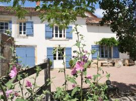 La Verte Dordogne, Villars (рядом с городом Saint-Jean-de-Côle)