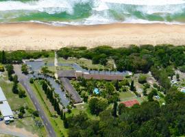 Diamond Beach Resort, Mid North Coast NSW, Diamond Beach (Possum Brush yakınında)