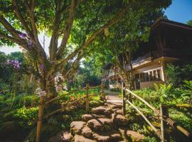 The Pavana Chiang Mai Resort, Mae Rim (in de buurt van Ban Huai Sai)