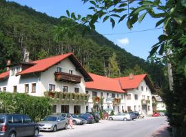 Gasthof zur Bruthenne, Weissenbach an der Triesting (Mayerling yakınında)