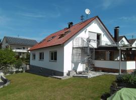 Apartment Günzblick, Ellzee (Neuburg an der Kammel yakınında)