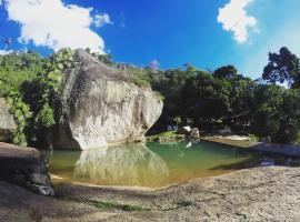 Pousada Paraiso, Itaipava (Paquequer Pequeno yakınında)