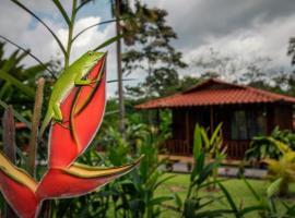Hotel Rancho Cerro Azul, Fortuna
