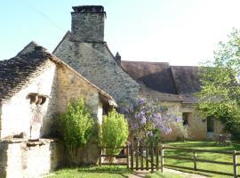 Chambre d'Hôtes Domaine La Fagette, Castels (рядом с городом Bézenac)