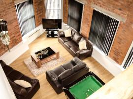 City Stop Manchester 4 Stars Apartment In