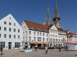 Regensburg-Apart, Regensburg