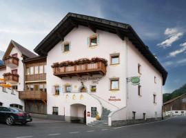 Hotel Schwarzer Adler, Resia