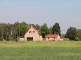 Vakantiehuis 'De Ochtendstond', Vladslo (Bovekerke yakınında)