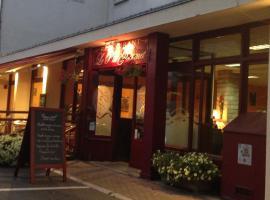 Hotel du Centre - Restaurant le P'tit Gourmet, Tonnerre (рядом с городом Roffey)