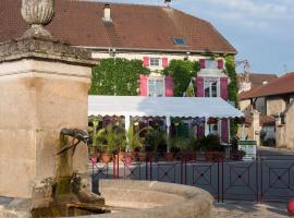 Logis Auberge de la Fontaine, Villiers-sur-Suize