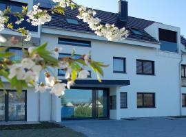 Ferienhaus Seezeichen, Wasserburg (Bettnau yakınında)