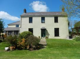 Cilwen Country House Bed and Breakfast, Abernant