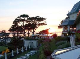 Relais du Silence Ti Al Lannec Restaurant & Spa, Требёрдан