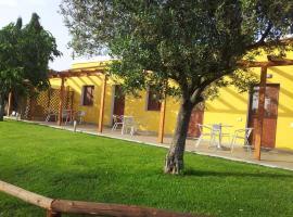 Il Frutteto, Sant' Isidoro (San Gregorio yakınında)
