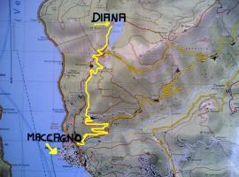 Albergo Diana, Tronzano Lago Maggiore (Musignano yakınında)