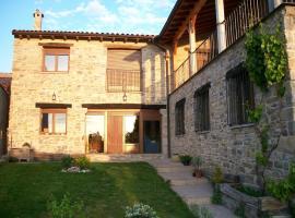 Casa Rural Aritzenea, Meoz (Murillo de Lónguida yakınında)