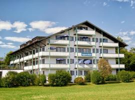 Apparthotel Garni Superior Simseeblick, Bad Endorf (Untershofen yakınında)