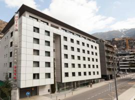 Mola Park Atiram Hotel, Andorra la Vella
