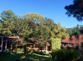 Bella Verapaz, Santa Cruz Verapaz (рядом с городом San Jerónimo)