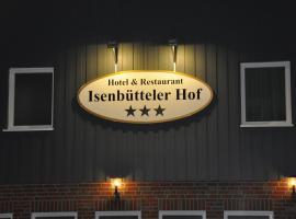 Hotel Isenbütteler Hof, Isenbüttel (Niedersand yakınında)