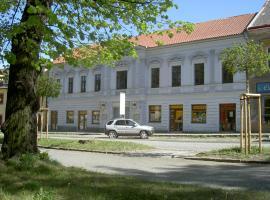 Hotel U Černého Orla, Kostelec nad Černými Lesy (Vitice yakınında)