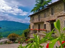 B&B Il Casale delle Pianacce, Castiglione di Garfagnana (Magnano yakınında)
