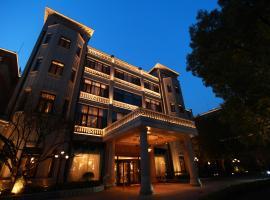 上海 トンフー ホテル
