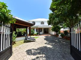 Jessies Guest House Seychelles